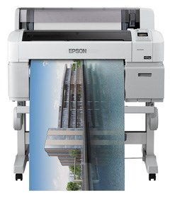Epson, SureColor, T3200, A1, 24, 5-ink, Large, Format, Printer,