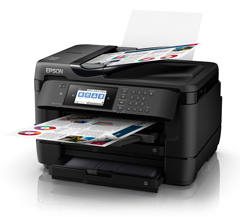 Epson, C11CG37504, WORKFORCE, 7725, Printer,