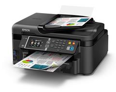 Epson, WorkForce, WF-3620, MFP, 4800, x, 2400, dpi, A4, Inkjet, Printer,