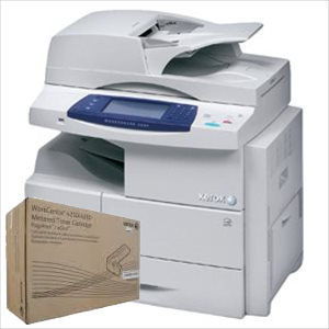 Laser - MFP Mono A4/Fuji Xerox: Fuji, Xerox, WC4260, A4, 53ppm, Mono, Duplex, Laser, MFP, plus, BONUS,