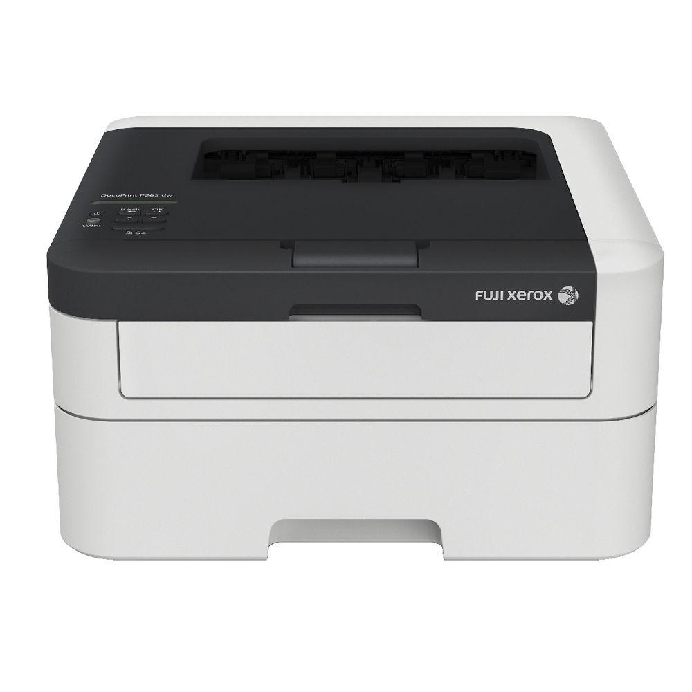 Fuji, Xerox, Docuprint, P265DW, 30ppm, Mono, Laser, Printer, Wireless, Airprint,