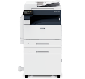 Laser - MFP Colour A3/Fuji Xerox: Fuji, Xerox, SC2022, A3, Colour, 20ppm, Multifunction, laser, plus, Tray, and, Stand,