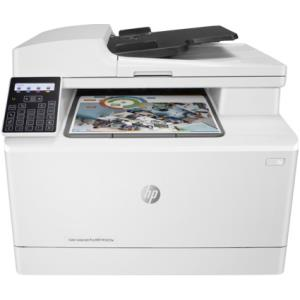 HP, M181FW, A4, 16ppm, WiFi, Colour, Laserjet, MFP,