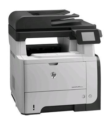 HP, LaserJet, Pro, MFP, M521dn, Mono, A4, Laser, Printer,