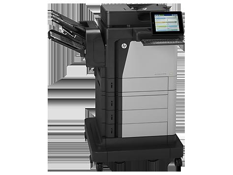 HP, LaserJet, Enterprise, Flow, M630z, MFP, Mono, A4, Printer,