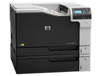 HP, LaserJet, Enterprise, M750dn, 30, ppm, A3, Colour, Laser, Printer,