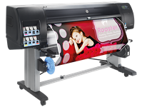 HP, Designjet, Z6800, 60, 8, ink, B0, Photo, Production, Printer,