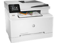 HP, M281FDW, A4, 21ppm, WiFi, Colour, Laserjet, Pro, MFP,