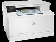HP, M180N, 16ppm, A4, Colour, Laserjet, Pro, MFP,