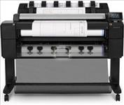 HP, Designjet, T2530PS, 36, A0, Dual, Roll, MFP, plus, Paper/Warranty,