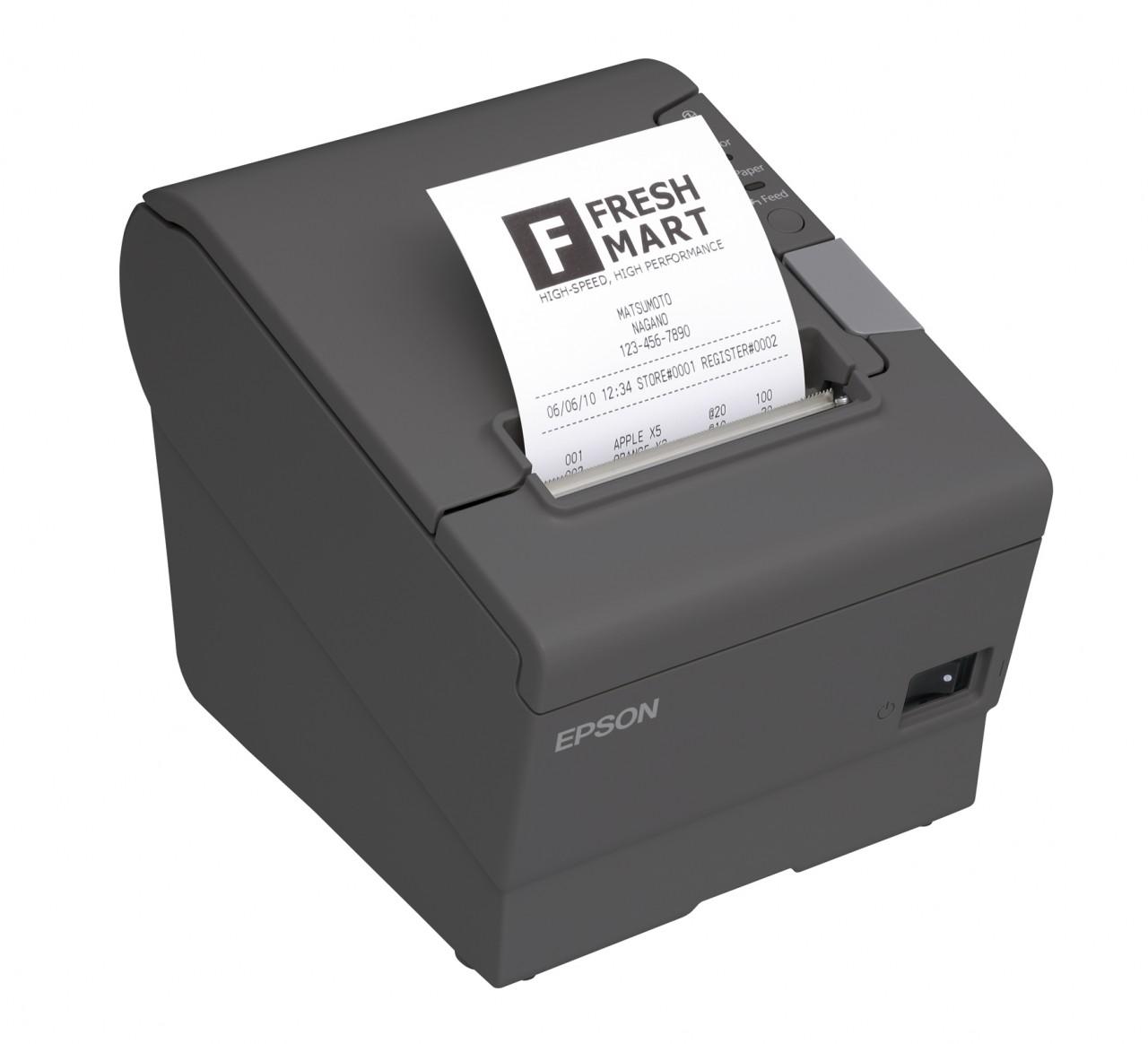 HP, (Epson), T88V, Serial, USB, Receipt, Print,