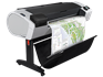HP, Designjet, T795, 44-in, 6, Ink, Technical, ePrinter,