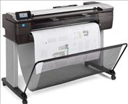 HP, DesignJet, T830, 36-in, A0, 4, Colour, MFP, plus, BONUS,