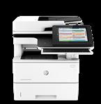 HP, LaserJet, ENT, Flow, MFP, M527Z, Mono, A4, Laser, Printer,
