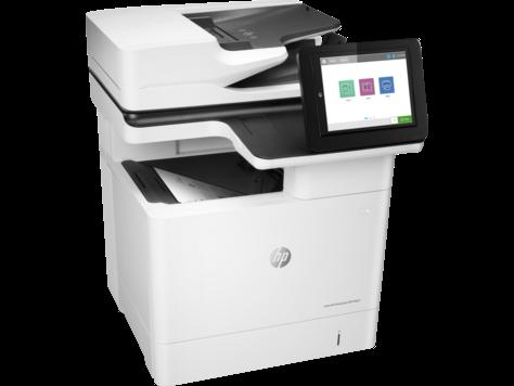 HP, M631DN, Mono, A4, 52ppm, Duplex, MFP,