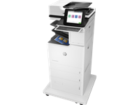 HP, M682Z, A4, 56ppm, Duplex, WiFi, Color, LaserJet, MFP,