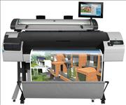 HP, DesignJet, SD, Pro, B0, 42in, 6, ink, Multifunction, Printer,
