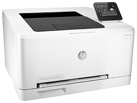 Hewlett-Packard, LaserJet, Pro, M252dw, A4, Colour, Printer,