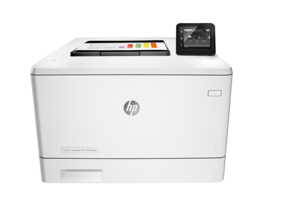 HP, LaserJet, Pro, M452DW, Wireless, A4, Colour, Laser, Printer,