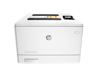 HP, LaserJet, Pro, M452nw, Duplex, wireless/USB, A4, Colour, Laser, Printer,