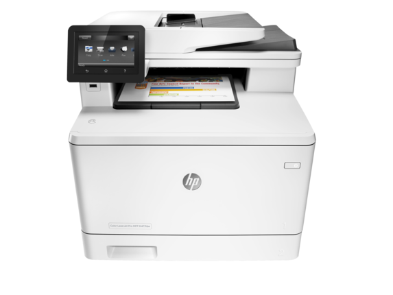 HP, LaserJet, Pro, M477FDW, MFP, Colour, A4, Printer,