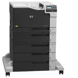 HP, LaserJet, Enterprise, M750xh, A3, Colour, Laser, Printer,
