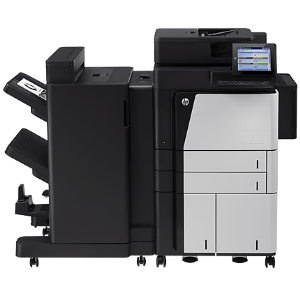 HP, LaserJet, Enterprise, MFP, M830Z, Mono, A3, Laser, Printer,