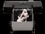 HP, Designjet, Z3200ps, 24-in, 12-ink, Photo, Printer,