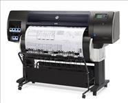 HP, Designjet, T7200, 42, 6ink, Production, Printer,