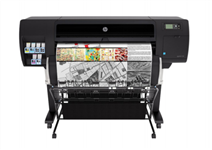 HP, Designjet, T7200, 42in, B0, 6, ink, Production, Printer,