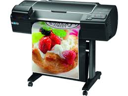 HP, Designjet, Z2600, 24, A1, 6-ink, PS, Printer, with, Stand, plus, Bonus, INK,