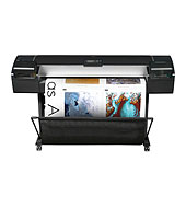 HP, Designjet, Z5200, 44, B0, Postscript, 8-Colour, Graphics, Printer,