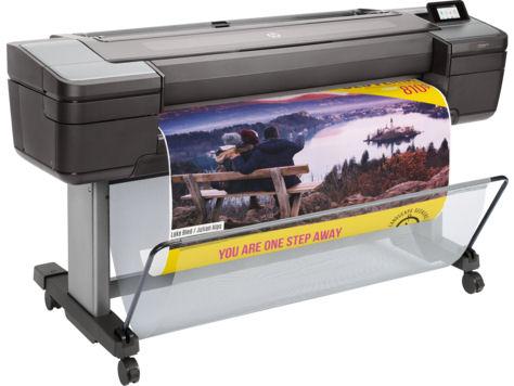 HP, Designjet, Z6, 44, B0, 6, ink, PostScript, Printer, and, V-Trimmer,