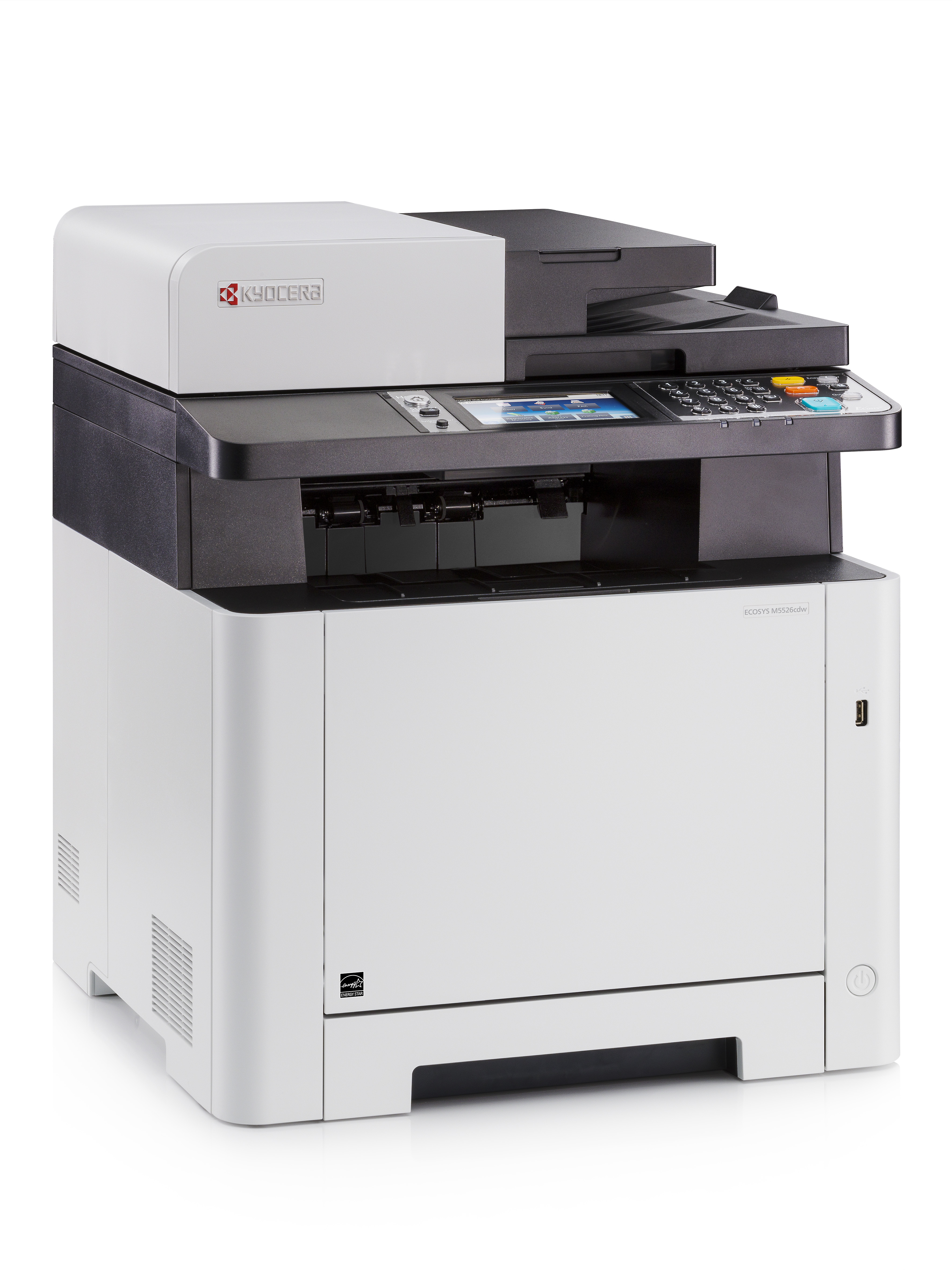 Kyocera, ECOSYS, M5526CDW, A4, 26PPM, WiFi, COLOUR, LASER, MFP,