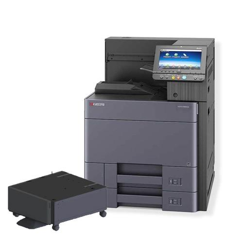 Kyocera, ECOSYS, P8060CDN, A3, 55ppm, Colour, Laser, Print, plus, Stand,