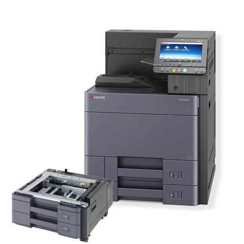 Kyocera, ECOSYS, P8060CDN, A3, 55ppm, Colour, Laser, Print, plus, Tray,