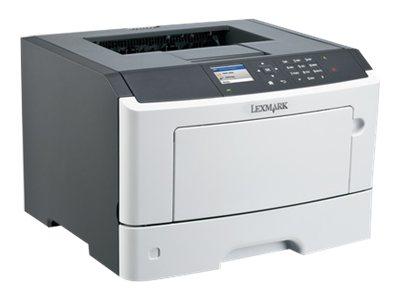 Lexmark, MS415DN, 38ppm, Network, Duplex, USB, Parallel, A4, Mono, Laser, Printer,