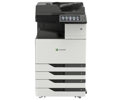 Lexmark, CX923DTE, 55ppm, A3, Colour, 4x500, sheet, MFP, Laser,