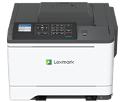Lexmark, C2425DW, 23ppm, A4, Colour, Duplex, WiFi, Laser, Printer,