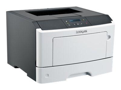 Lexmark, MS312DN, 33ppm, Network, Duplex, USB, Parallel, A4, Mono, Laser, Printer,