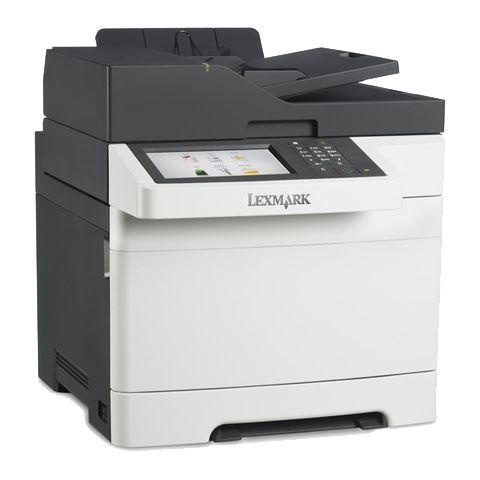 Lexmark, CX510de, Multifunction, Colour, A4, Laser, Printer,