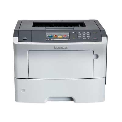 Lexmark, MS610de, Mono, Laser, Printer,