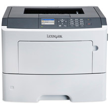 Lexmark, MS610dn, Mono, Laser, Printer,