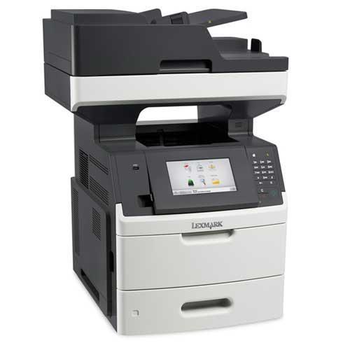 Lexmark, MX710dhe, Mono, Laser, Multifunction,