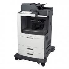 Lexmark, MX811dfe, Mono, Laser, Multifunction,