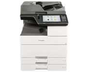 Lexmark, MX910de, Multifunction, Mono, A3, Laser, Printer,