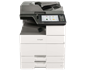 Lexmark, MX911DE, Multifunction, Mono, A3, Laser, Printer,