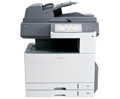 Lexmark, X925DE, 4, MFP, Colour, A3, Laser, Printer,