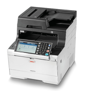 OKI, MC573dn, A4, Colour, A4, 30ppm, Duplex, WiFi, Laser, MFP,