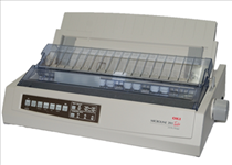 OKI, ML321T, 136, Column, Dot, Matrix, Printer,